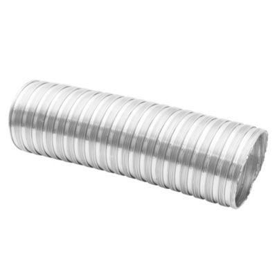 Caño de aluminio flexible 125 mm x 1 m