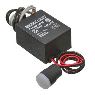 Fotocontrol ER Ocultable 1500 W