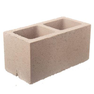 Bloque de hormigón para muro 20 cm espesor
