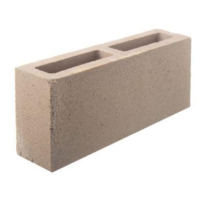 Bloque de hormigón para tabiques 10 cm espesor