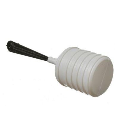 Flotante con varilla regulable reversible de 77 mm