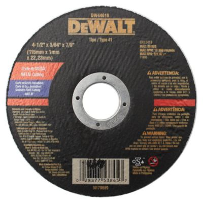 Disco de corte de metal 115 mm