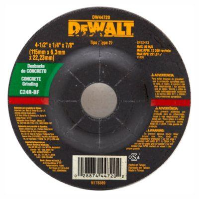Disco desbaste concreto 115 mm
