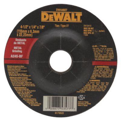 Disco desbaste metal 115 mm