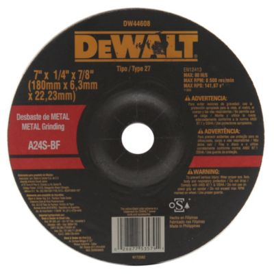 Disco desbaste metal 180 mm