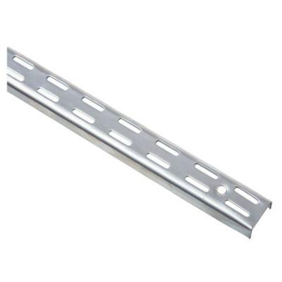 Riel para mensula doble aluminio 150 cm