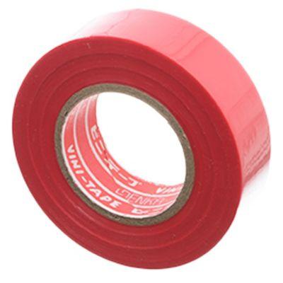 Cinta aisladora PVC rojo 10 m