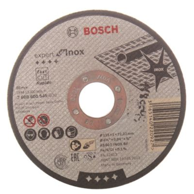 DISCO DE CORTE 115X1 METAL-PLA