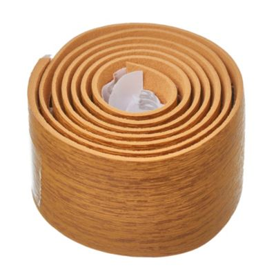 Zócalo autoadhesivo Simil madera 92 x 4 cm