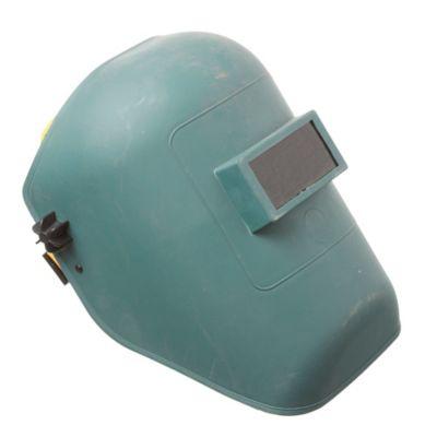 Máscara para soldar poliéster ventilada