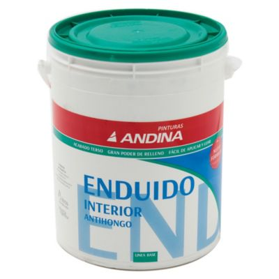 Enduido interior 4 L