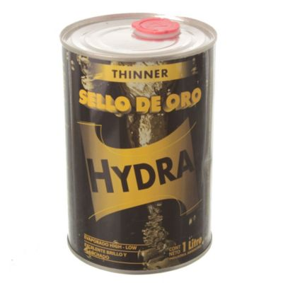 Diluyente thinner sello de oro 1 l