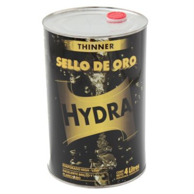 Diluyente thinner sello de oro 4 l