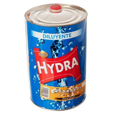 Diluyente hydrasol 4 l