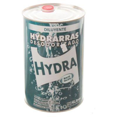 Diluyente hydrarras desodorizado 4 l