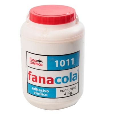Cola vinílica 1011 Uso general 4 kg