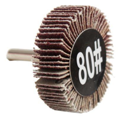 Lija aletadas flexible 50 mm grano mediano