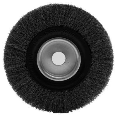 Cepillo circular rizado