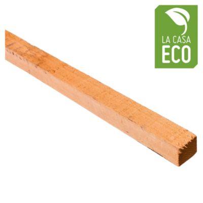 Eucalipto de obra 1 x 1 x 3.35 m