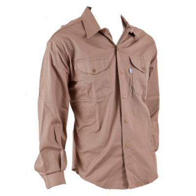 Camisa beige n° 46