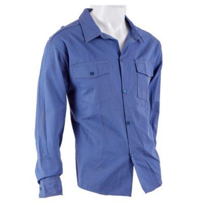 Camisa Billy azulino n° 44