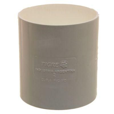 Cupla PVC 110 mm