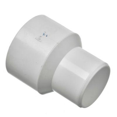 Reducción PVC 63 x 50 mm