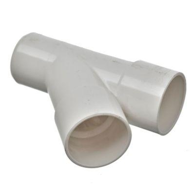 Ramal PVC a 45° mh 40 x 40 mm