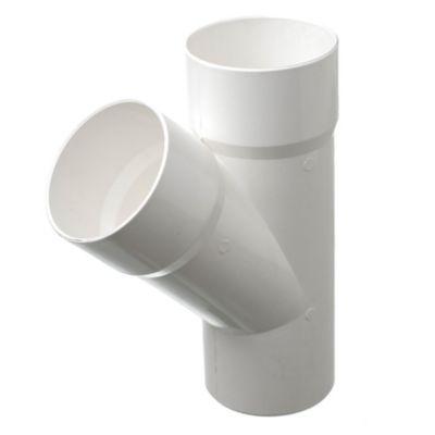 Ramal PVC a 45° mh 110 x 110 mm