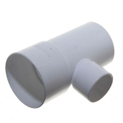 Ramal PVC a 90° mh 110 x 63 mm