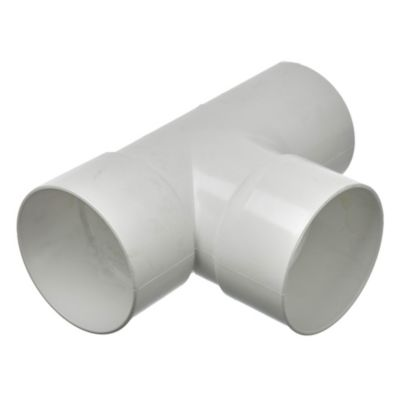Ramal PVC a 90° mh 110 x 110 mm
