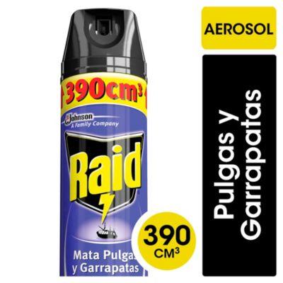 Insecticida mata pulgasy garrapatas en aerosol