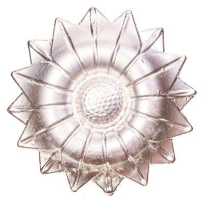 Aplique Girasol mediano 100 x 12 mm aluminio