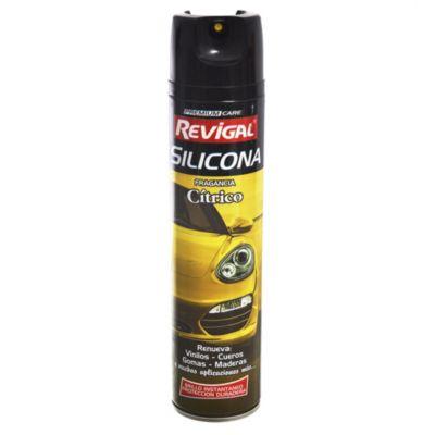 Silicona en aerosol cítrico 440 cm3