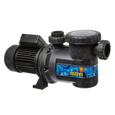 Bomba autocebante plástica 1/3 hp