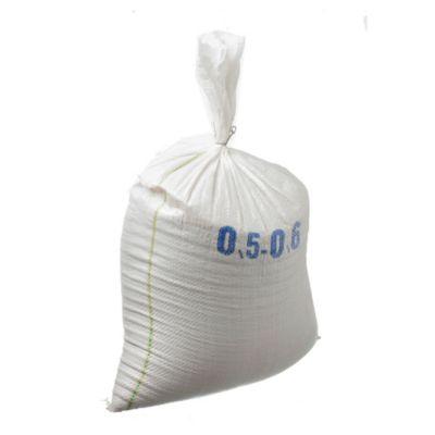 Bolsa de arena gruesa para filtro de pileta
