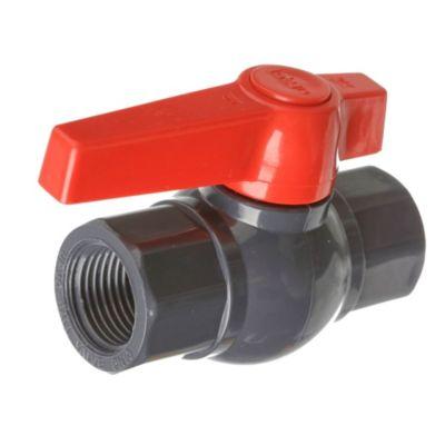 "Válvula esférica PVC 1/2"""