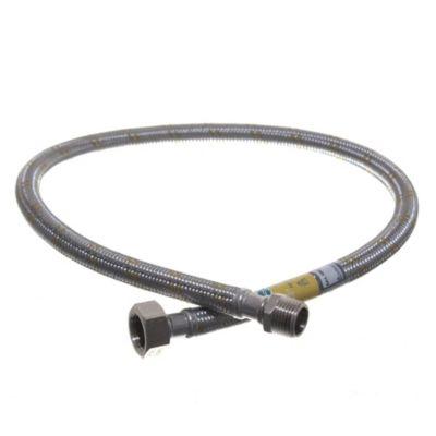 Flexible mallado para gas envasado 1/2 x 80 cm