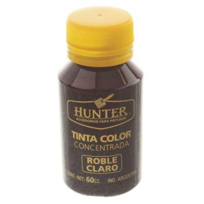 Tinta colorante para madera roble claro 60 cm3