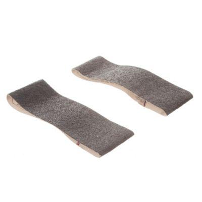 Banda de lija para maderas y metal 75 x 457 mm 40 g