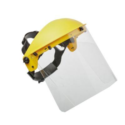 Protector facial 20 x 38 con arnes