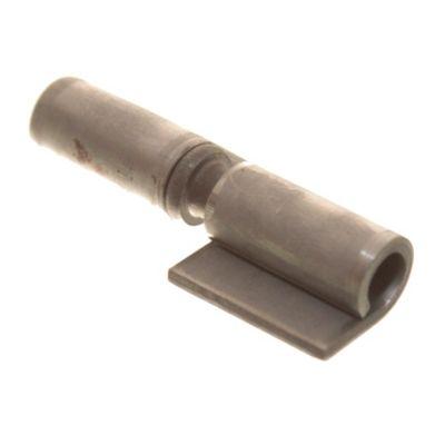 Bisagra para soldar reforzada 60 x 8 x 8 mm