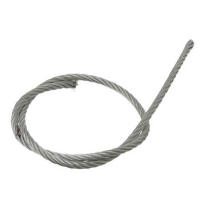 Cable de acero galvanizado 6 x 19 x 8