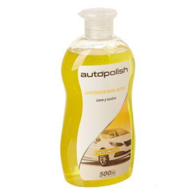 Autowash shampoo siliconado 500 ml