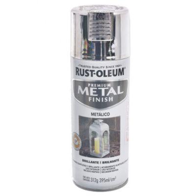 Anticorrosivo stops-rust metalizado cromado 312 g