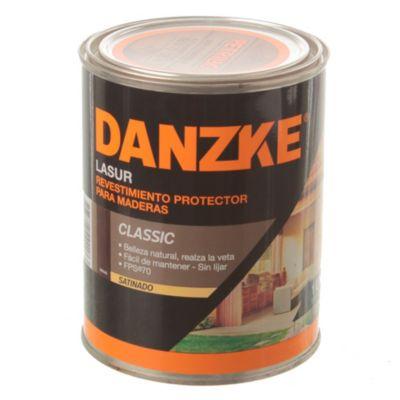 Protector para maderas  Lasur satinado nogal 1 L