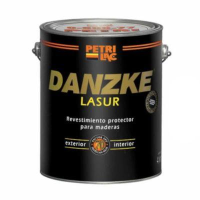Protector para maderas  Lasur satinado cristal 4 L