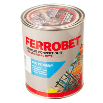 Convertidor ferrobet duo classic blanco 1 L