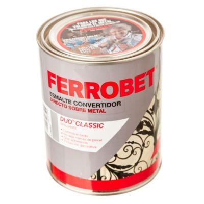 Convertidor ferrobet duo classic aluminio 1 L