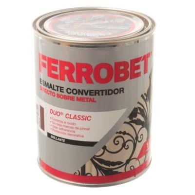 Convertidor ferrobet duo classic marrón 1 L